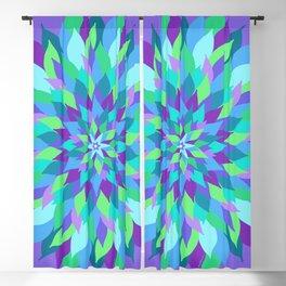 Abundant Petals Mandala Blackout Curtain