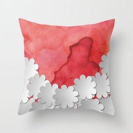dp033-6 Throw Pillow