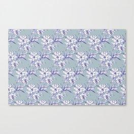 Lilium Speciosum Canvas Print