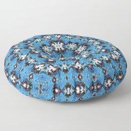 Nestled Waves Floor Pillow