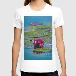 Two water lilies T-shirt