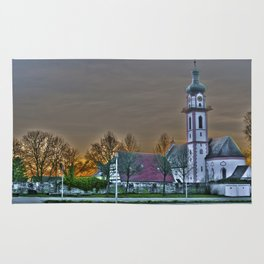 St.Peter and Paul Church DE - Laupheim, Germany Rug