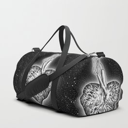 Lonely Heart Duffle Bag