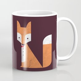 Le Sly Fox Coffee Mug