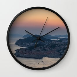 DUBROVNIK 10 Wall Clock