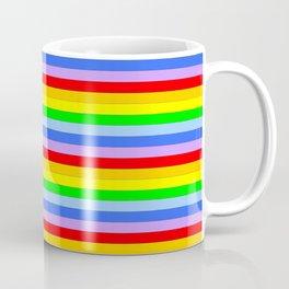 variation on the rainbow 2 Coffee Mug