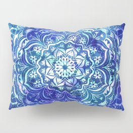 Mystical Mandala Pillow Sham