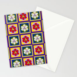 Spanish Tiles - A Stationery Cards