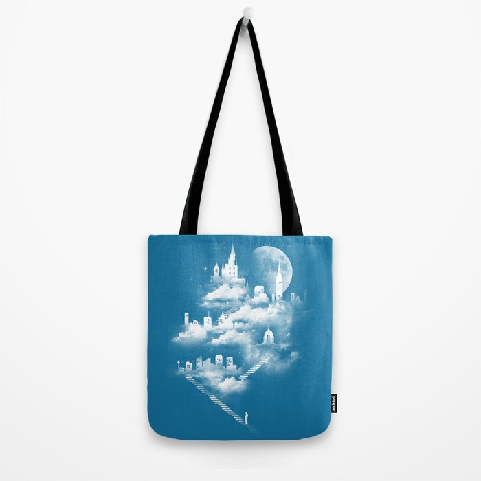 STAIRWAY TO HEAVEN Tote Bag