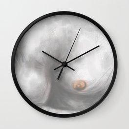 Provocative Wall Clock