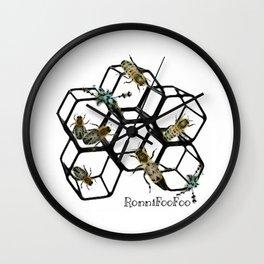 Honey FooFoo Wall Clock