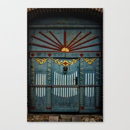 The Gate to Valhalla Canvas Print