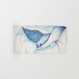 Eagle Ray Hand & Bath Towel