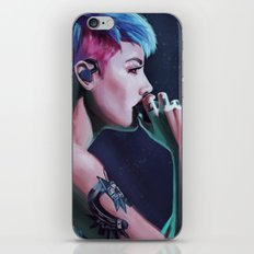 halsey iPhone & iPod Skin