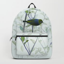 Little Silvereye Backpack