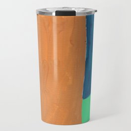 2 | 190330 Abstract Shapes Painting Travel Mug