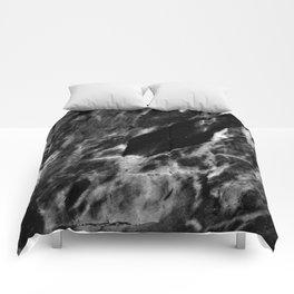 Black Marble #10 #decor #art #society6 Comforters