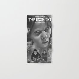 The Exorcist (1974) Hand & Bath Towel