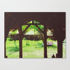 Gili Air Canvas Print