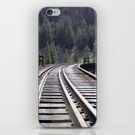 Railroad Brige iPhone Skin