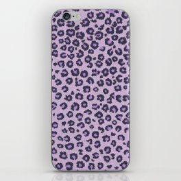 Pink cheetah iPhone Skin