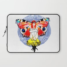 The Butterfly Queen Laptop Sleeve