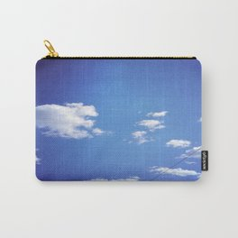 nothing but blue skys. Carry-All Pouch