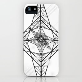 Don't Look Up iPhone Case