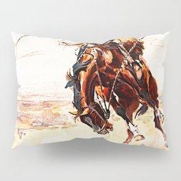 A Bad Hoss Pillow Sham