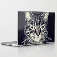 austin Laptop & iPad Skins featuring Austin by Rachel's Pet Portraits