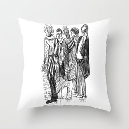 20170226 Throw Pillow