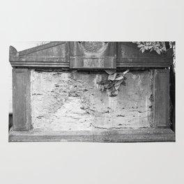 Old Grave Rug