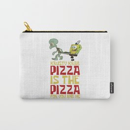 Krusty Krab Delivery Carry-All Pouch