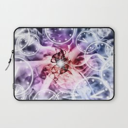 Quantum Reality - Multiple Universes - Relativity Theory Laptop Sleeve