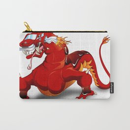 Dracar (Dragon Car) Carry-All Pouch