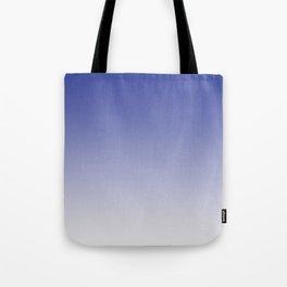 Blue Ombre Tote Bag
