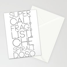 Superwhat? Stationery Cards