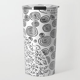 Das Handy Collage Travel Mug