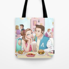 Love at Peggy's Tote Bag