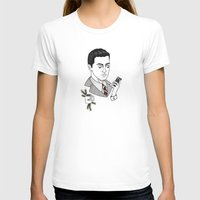 dale cooper T-shirts featuring dale cooper II by Bunny Miele
