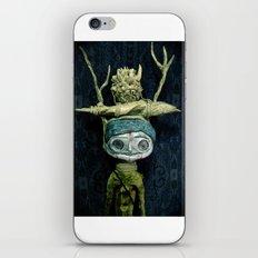 a portrait iPhone & iPod Skin