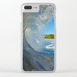 The Tube Collection p8 Clear iPhone Case