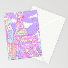 Osaka Tower Stationery Cards