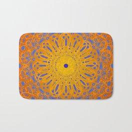 Symmetry 12: Sunflower Bath Mat
