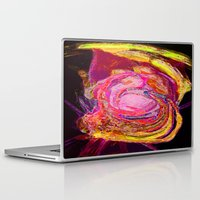 scream Laptop & iPad Skins featuring Scream by Lior Blum