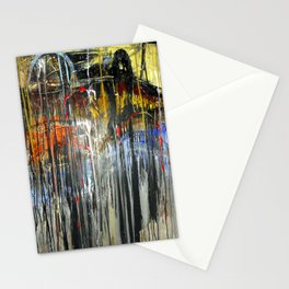 Abstraction/Nr. 627 Stationery Cards