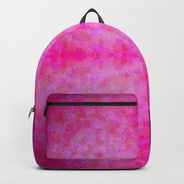 jewelled cross 2 Backpack