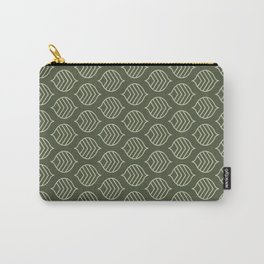 Olive Scales Carry-All Pouch