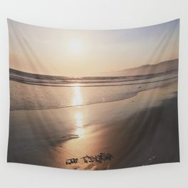Je T'aime Wall Tapestry