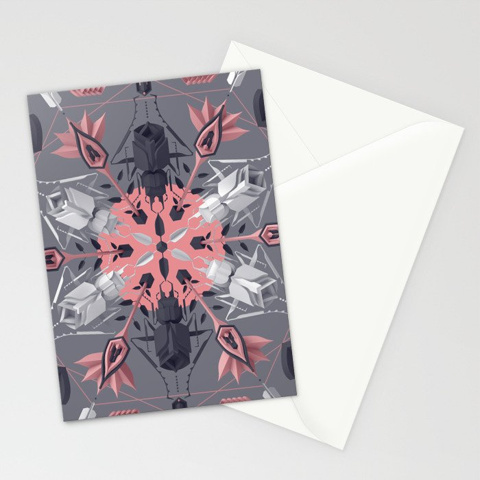 Ms. Gloriosa Stationery Cards